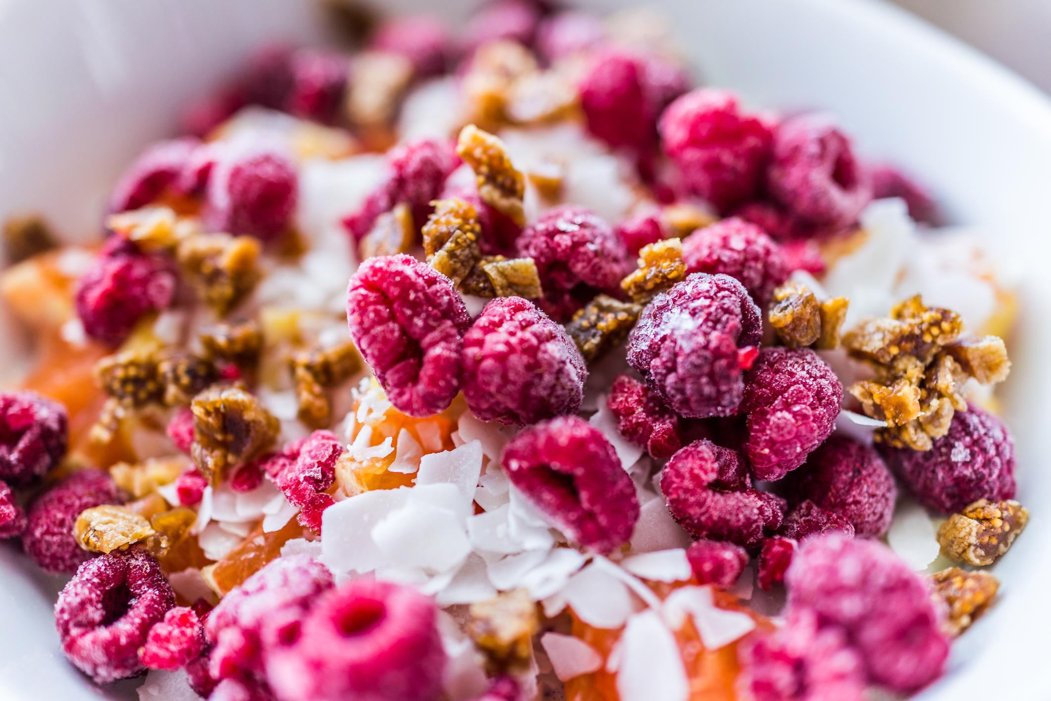 Żywność liofilizowana, a żywność instant